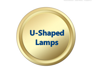 U-Shaped Lamps