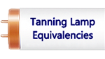 TANNING LAMP EQUIVALENCIES